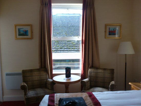 Hodson Bay Hotel : Room with a view?