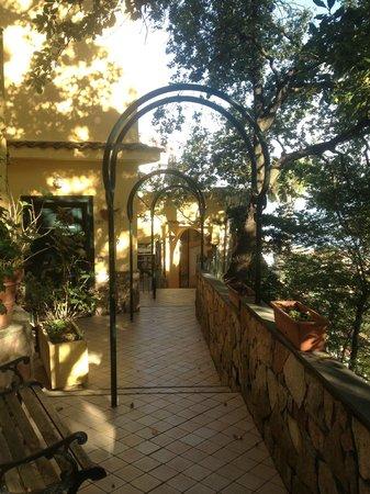 Hotel Residence Le Terrazze : Vår våning på hotellet