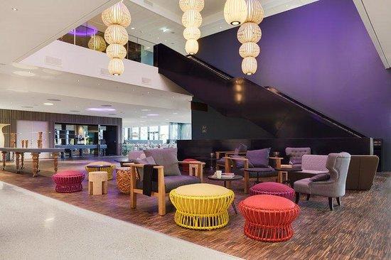 Scandic Fornebu: Lounge
