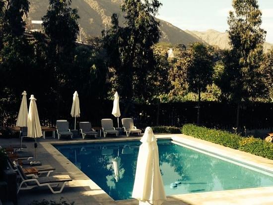 El Molino Hotel & Restaurante : Area de la piscina