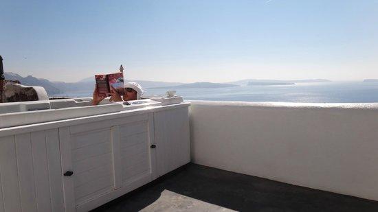 Art Maisons Luxury Santorini Hotels Aspaki & Oia Castle: jacuzzi