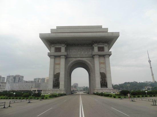 Triumphal Arch: August 2012