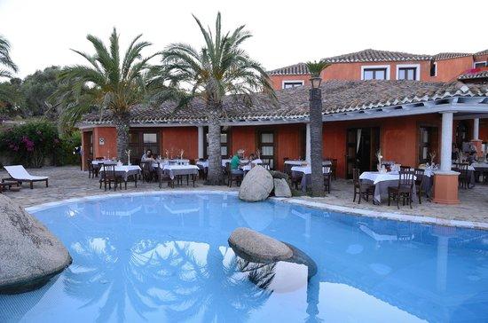 Galanias Hotel & Retreat Domos Galanas: Piscina