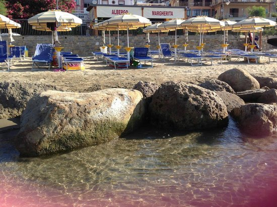 Pioppi, Ιταλία: si vede l'albergo