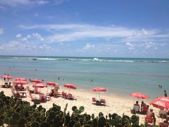 Best Western Premier Maceio: Praia da Barra de São Miguel