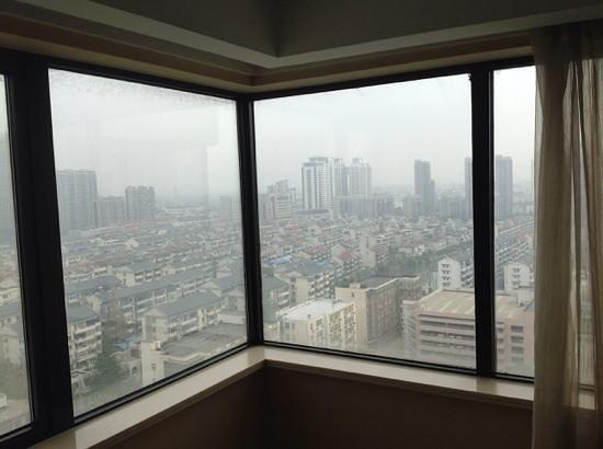 Aster Hotel: finestre della camera