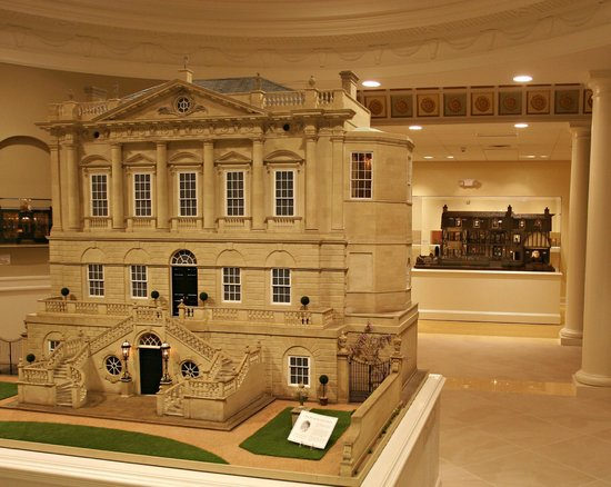 Kentucky Gateway Museum Center: 'Spencer House' on display in the amazing KSB Miniatures Gallery