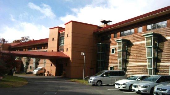 Chuzenji Kanaya Hotel : ホテル全景