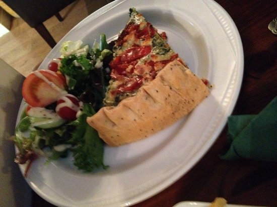 Hobsons Patisseries: Cheese quiche