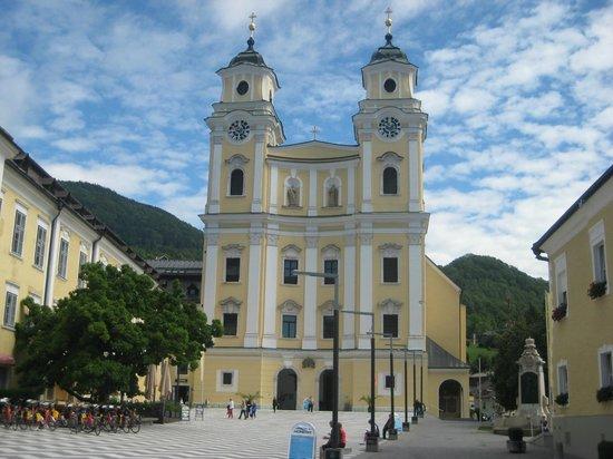 Basilica St.Michael: facciata