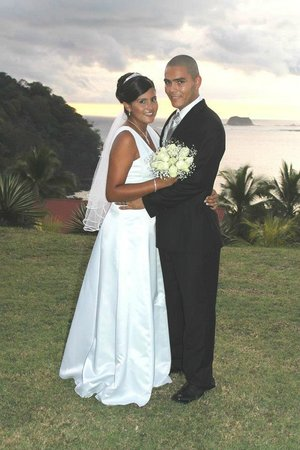 Hotel Guanamar: just married