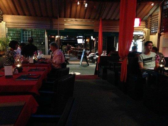 Fifty-Six Fusion Cuisine : Fifty Six Restaurant