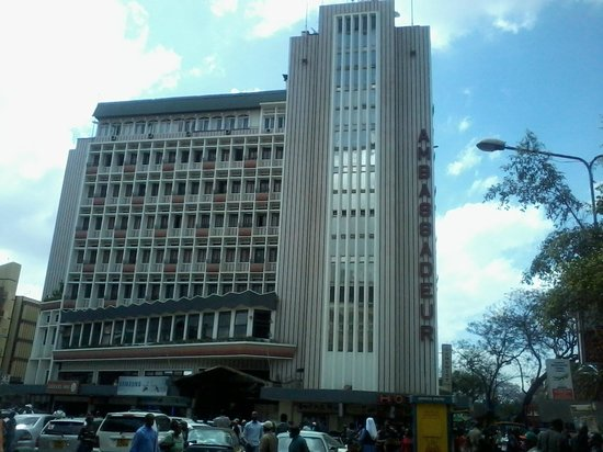 Hotel Ambassadeur - Naiobi: Hotel