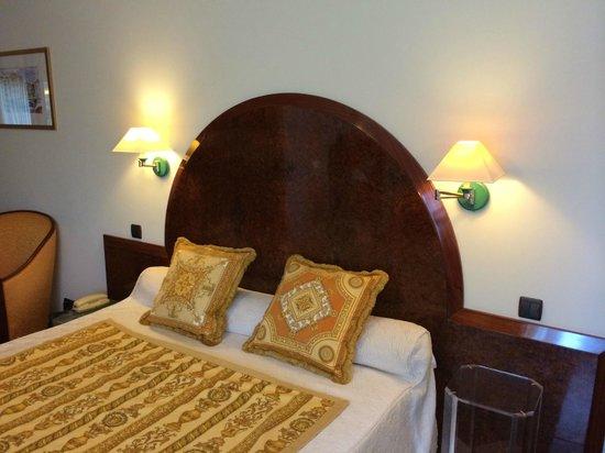 Hotel Parc Victoria: Notre chambre