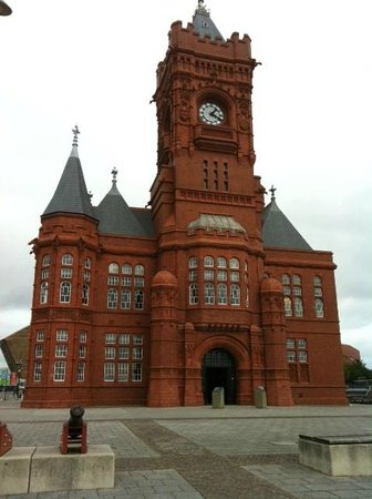 Cardiff Marriott Hotel: Cardiff Bay Museum