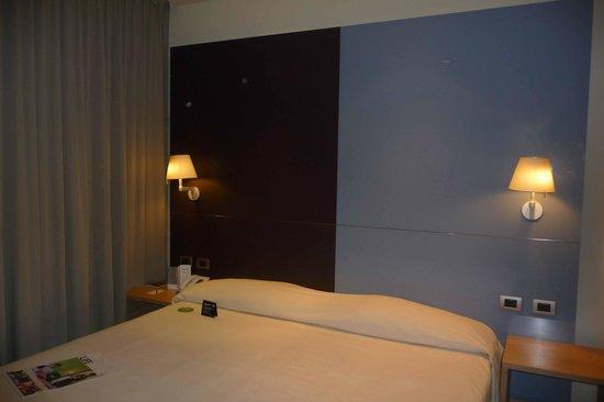 T Hotel: chambre1404