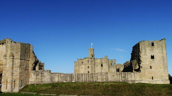 Warkworth Castle: First impressions!