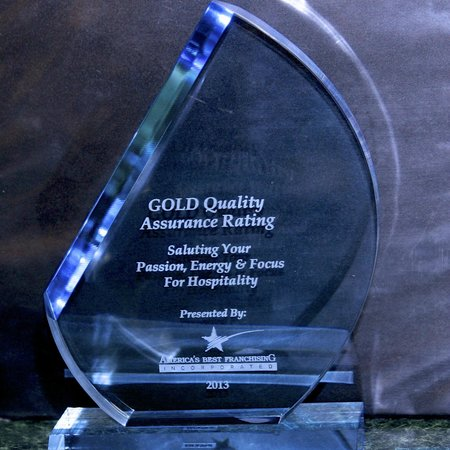 Country Hearth Inn & Suites: Award winning Property