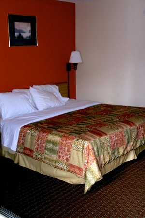 Country Hearth Inn & Suites: King Room