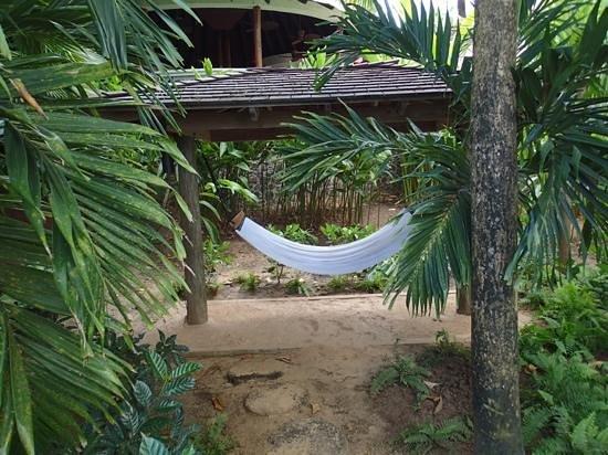 Sandals Regency La Toc: hammock