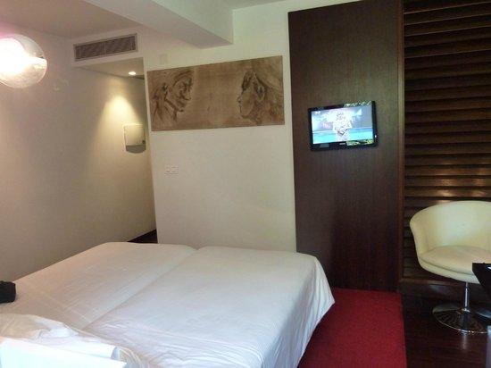 Hotel Porto Trindade: Double room