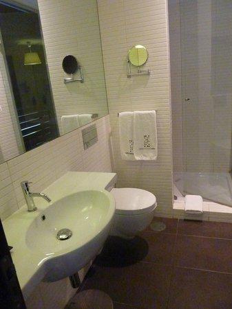 Hotel Porto Trindade: Bathroom