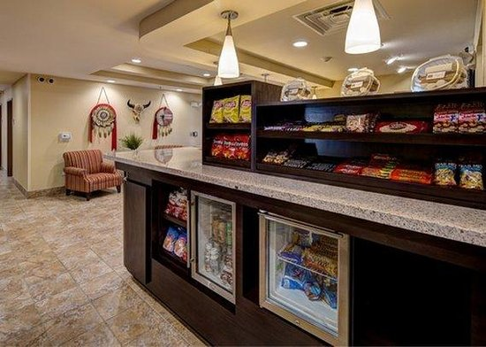 MainStay Suites Rapid City : market