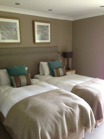 Auchrannie Resort: Spare bedroom
