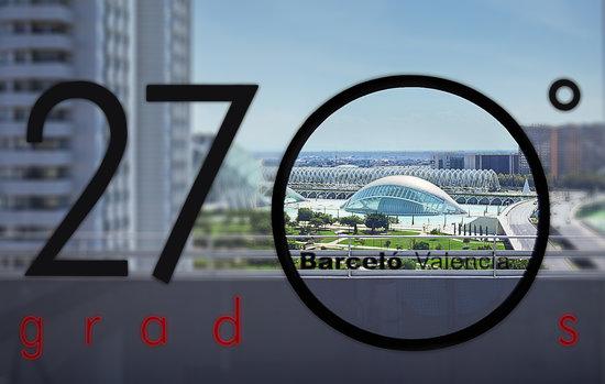 Barcelo Valencia : Our Rooftop Bar