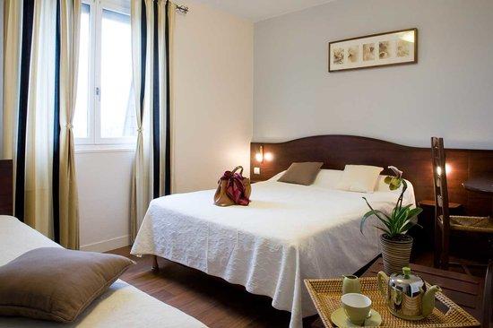 Hotel de France : Chambres à partir de 60 €