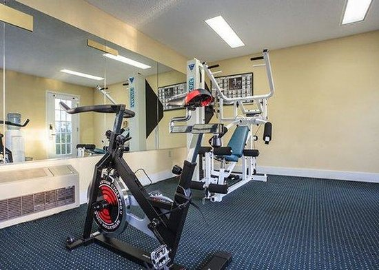 Eastman, Georgien: Fitness Room