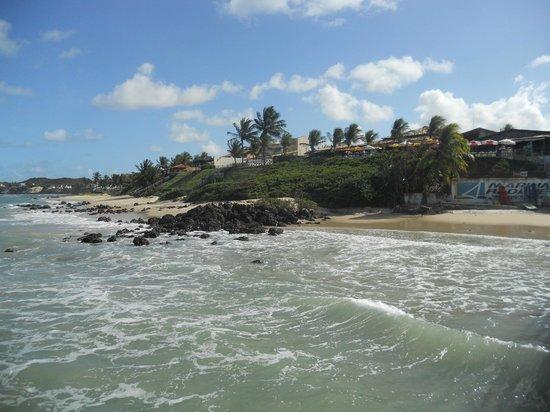 Pirangi do Norte beach: Pirangi