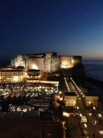 Grand Hotel Vesuvio: View from my Room The Caruso Top