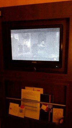 ibis Paris Tour Eiffel Cambronne 15eme: Tv