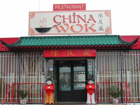 China Wok : logo chinawok