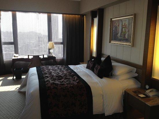 Sofitel Macau at Ponte 16 : Bedroom
