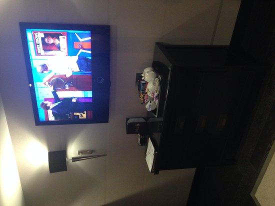 Crab Manor Hotel: Tv