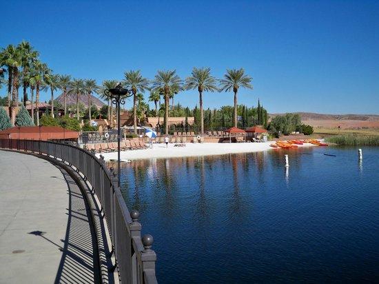 The Westin Lake Las Vegas Resort & Spa : Relax...