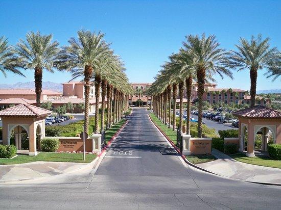 The Westin Lake Las Vegas Resort & Spa : Entrance