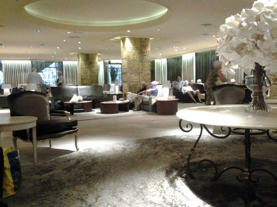 Hotel Don Pancho : Foyer