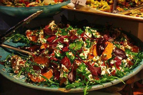 Ottolenghi - Islington: А какие овощи!