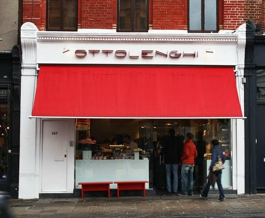 Ottolenghi - Islington- Angel