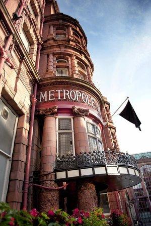 The Met Hotel Leeds: Hotel Exterior