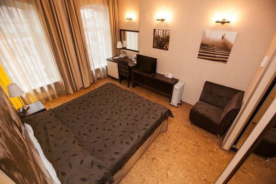 Nevsky Forum Hotel: Design room