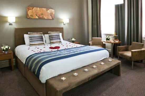The Met Hotel Leeds : Refurbished Superior Room