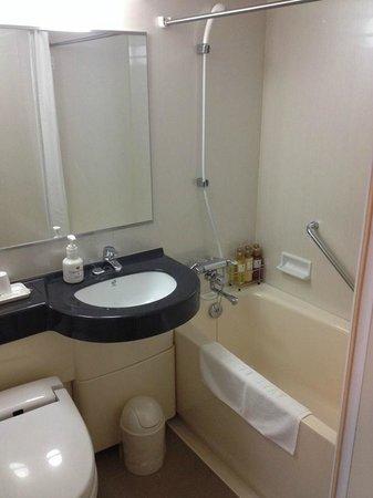 Tokyu Stay Gotanda: bathroom 617
