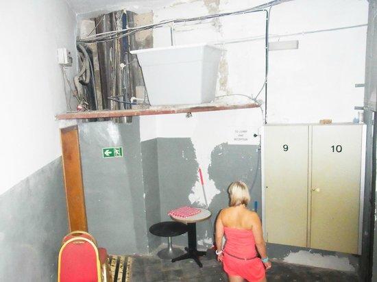 Preluna Hotel & Spa : staircase