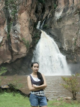 Chat Trakan, Thailand: น้ำตกชาติตระการ