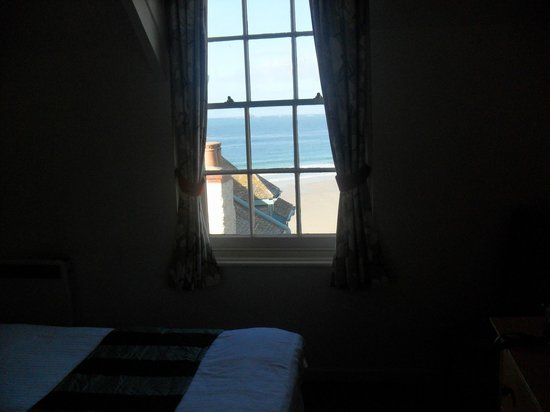 Old Success Inn: room with a view