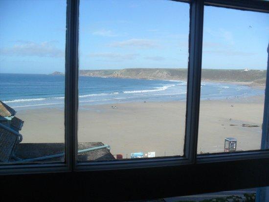 Old Success Inn: room 12 view